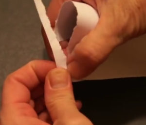 Аппликация из обрывной бумаги (29)