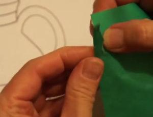 Аппликация из обрывной бумаги (33)