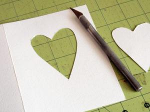 Готовимся 14 февраля. Какие открытки можно сделать своими руками (14)