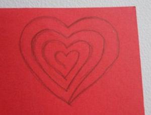 Готовимся 14 февраля. Какие открытки можно сделать своими руками (46)