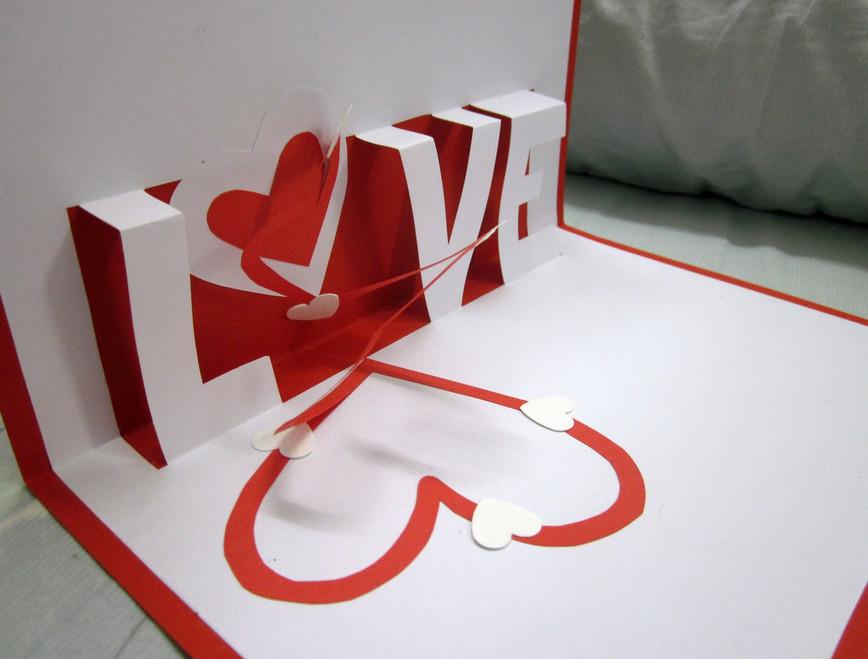 Подарок для любимой из бумаги своими руками 17