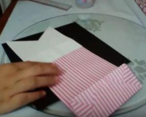 Как красиво упаковать подарок в бумагу (1)