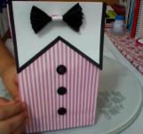 Как красиво упаковать подарок в бумагу (27)