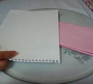 Как красиво упаковать подарок в бумагу (64)