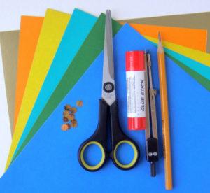 Как сделать открытку на 8 марта. Поделки своими руками для детей детского сада (13)
