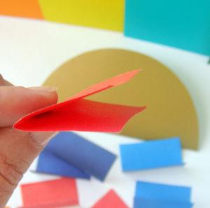 Как сделать открытку на 8 марта. Поделки своими руками для детей детского сада (18)