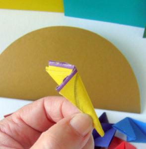 Как сделать открытку на 8 марта. Поделки своими руками для детей детского сада (2)