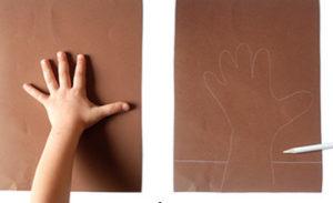 Как сделать поделку из цветной бумаги (16)