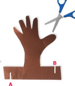 Как сделать поделку из цветной бумаги (17)
