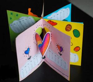 Как сделать поделку из цветной бумаги (26)