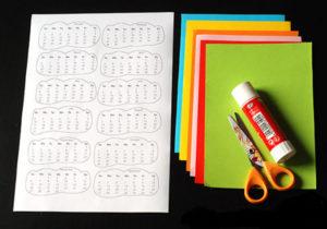 Как сделать поделку из цветной бумаги (27)