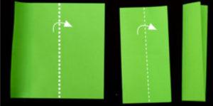 Как сделать поделку из цветной бумаги (6)