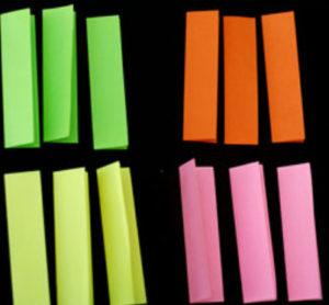 Как сделать поделку из цветной бумаги (7)