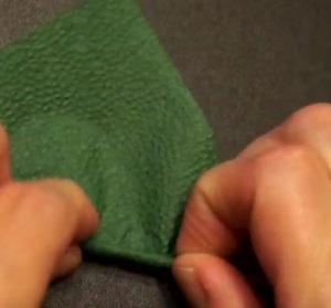 Как сделать розу из салфетки своими руками (12)