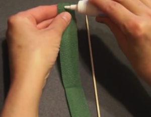 Как сделать розу из салфетки своими руками (30)