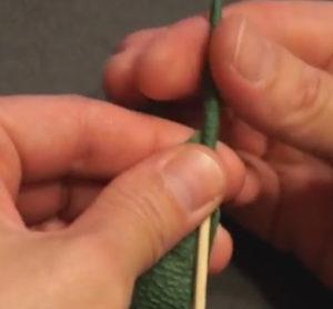 Как сделать розу из салфетки своими руками (32)