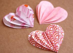 Не сложные валентинки своими руками (13)