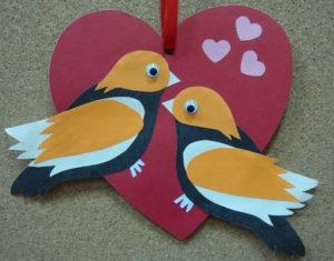 Не сложные валентинки своими руками (2)