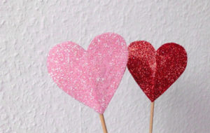 Не сложные валентинки своими руками (6)