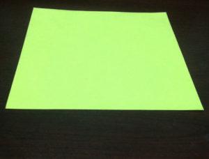 Оригами из бумаги журавлик (1)
