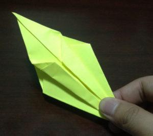 Оригами из бумаги журавлик (18)