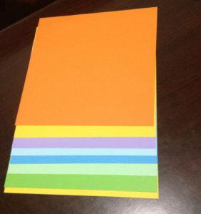 Оригами из бумаги журавлик (25)