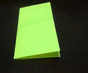 Оригами из бумаги журавлик (3)
