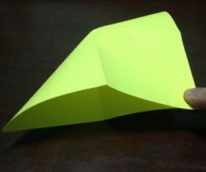 Оригами из бумаги журавлик (5)