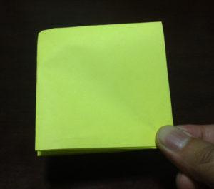 Оригами из бумаги журавлик (7)