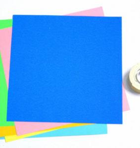 Оригами солнышко (1)