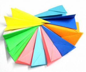 Оригами солнышко (13)
