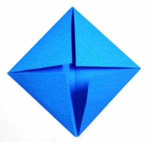 Оригами солнышко (6)
