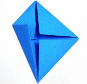 Оригами солнышко (7)