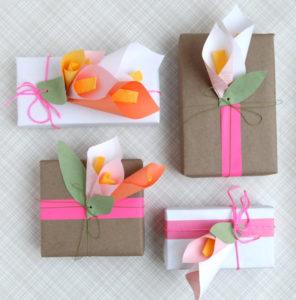 Оригинальная упаковка подарка своими руками (20)