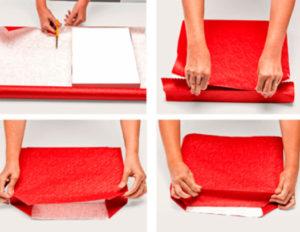 Оригинальная упаковка подарка своими руками (39)