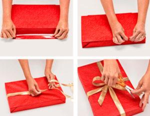 Оригинальная упаковка подарка своими руками (40)