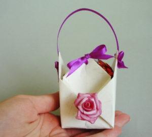 Оригинальная упаковка подарка своими руками (7)