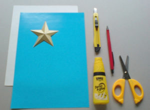 Открытка для мужчины своими руками. Как сделать из бумаги на 23 февраля (14)