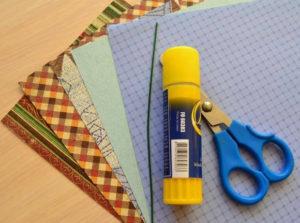 Открытка для мужчины своими руками. Как сделать из бумаги на 23 февраля (24)