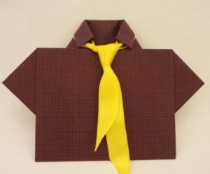Открытка для мужчины своими руками. Как сделать из бумаги на 23 февраля (32)