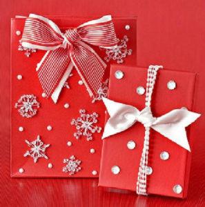 Подарочные пакеты из бумаги своими руками (11)