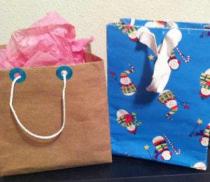 Подарочные пакеты из бумаги своими руками (16)