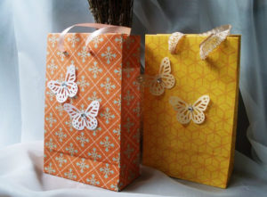 Подарочные пакеты из бумаги своими руками (1)