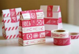 Подарочные пакеты из бумаги своими руками (2)