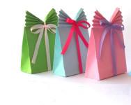 Подарочные пакеты из бумаги своими руками (4)