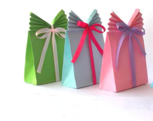 Бумажные пакеты без клея