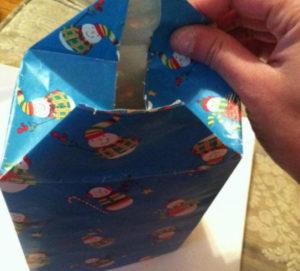 Подарочные пакеты из бумаги своими руками (8)