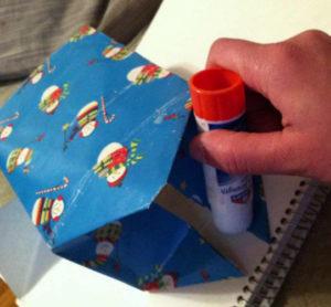 Подарочные пакеты из бумаги своими руками (9)