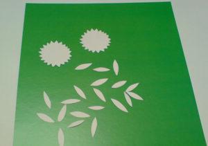 Подарок маме на 8 марта. Как сделать легкую открытку (11)