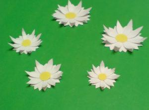 Подарок маме на 8 марта. Как сделать легкую открытку (14)